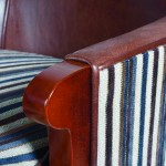 8 City chair Knuckle detail