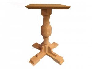 Woodford Table Base