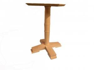 Single Ascot Table Base